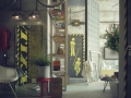 Industrial-style-decor